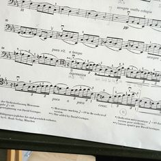 It's getting harder I'm still so bad at reading C-clef TT_TT by asiancloud