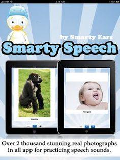 use ipad speech therapy