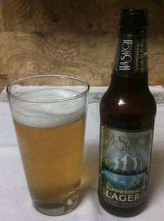 Summerbrau Lager from Wasatch Beers