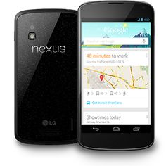 Google Nexus 4 - Top of the line in Android, Price, And Functions! My next phone!