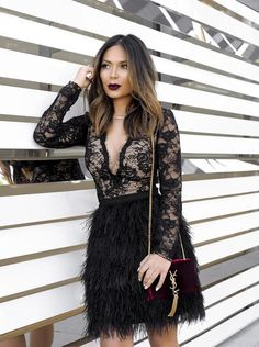 Check out @LaLaMarianna's favorite picks for a holiday party in L.A.! #BlueflyHoliday