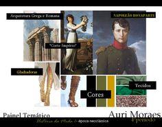 Auriele (desenhos de Moda): Trabalho de História da Moda 1 - Curso de Moda (20...