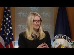 OBAMA State Department spokesbimbo claims the Islamic State (ISIS) has NOTHING to do with Islam