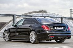 Mercedes-Benz S-Class by PRIOR DESIGN (PD800S) #mbhess #mbtuning #priordesign