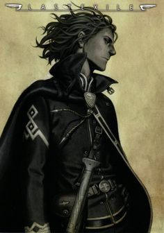Alex Rowe - Last Exile is one of the best animes in my book. The story is touching, and the diesel-punk style radically putts it's way out there. Super original series.