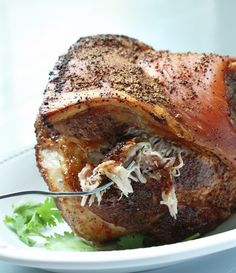 Martha stewart pork shoulder roast recipe