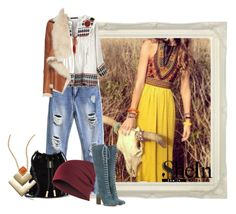 """""""SHEINSIDE"""" by kim-coffey-harlow ❤ liked on Polyvore featuring Mason by Michelle Mason, Vince Camuto, Etro and Panacea"""