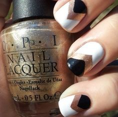 I would use a pink instead of white and silver glitter for the middle color