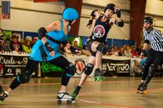 Pictures - Bonnie Thunders - Harrisburg Roller Derby | Examiner.com