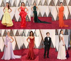 Vestidos de los Oscar Otros