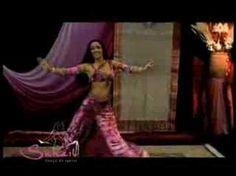 """Suheil em Dvd """"Coreografia Pop""""- A Arte da Dança do Ventre"""