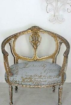 I am a princess, therefore, i need this chair.