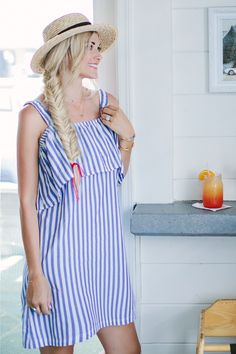 Fourth of July in Phoenix, Arizona. Travel and outfit inspiration from Dash of Darling.