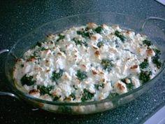 Kartoffel - Spinat - Auflauf Rezept - Rezepte kochen - kochbar.de - mobil