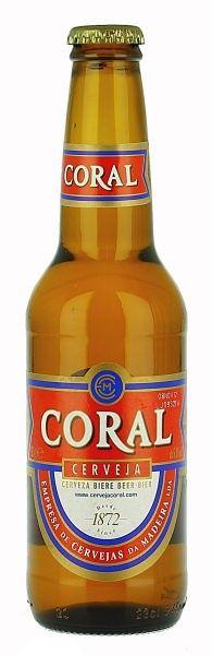 Coral | Empresa de Cervejas da Madeira (Heineken)  MADERIA
