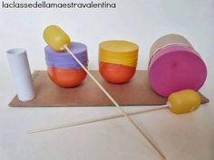 Musical Instrument Crafts for Kids - Kids Art & Craft Instrument Craft, Musical Instruments, Art For Kids, Crafts For Kids, Arts And Crafts, Homemade Instruments, Summer Reading Program, Ideias Diy, Toddler Learning