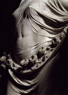 Veiled Truth, Cappella di Santa Maria Della Pieta dei Sangro, Naples, Italy. Antonio Corradini