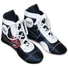 Velo leather #boxing #shoes #professional boxer boots suede leather wrestling…