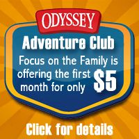 Adventures in Odyssey!!! Adventure Club only $5!!! Come read all about it!!! #AIO #adventuresinodyssey #focusinthefamily