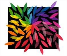 petal color wheel vector by charcoal carly Elements And Principles, Elements Of Art, Color Wheel Projects, Art Projects, Color Wheel Design, Rainbow Painting, Creative Colour, Art Lessons Elementary, Color Studies