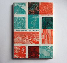 by richard paul lohse (1902-1988) for büchergilde gutenbergs scientific books series forschung und leben (research and life)