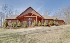 Horse Property for Sale in Clay County , North Carolina. EASY ACCESS ONE LEVEL LIVING! This beautiful 3 bedroom + a bonus room, 2.5 bathroom home sits on 7+ acres with gorgeous year round mountain views. Great location. Could be Horse or Kennel property.