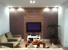 Resultado de imagem para paineis de piso laminado Flat Screen, Home, Laminate Flooring, Room, Environment, Center Part, Dinner Parties, Homes, Nice
