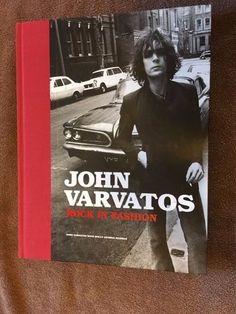 John Varvatos Rock In Fashion Hardback Book Harper Design Books 2013271 Pages   eBay
