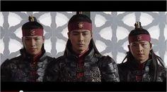 """In-seong Jo in """"A Frozen Flower"""". Amazing Korean movie"""