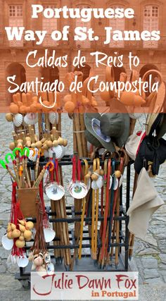 The last two days or 45 kilometres on the Portuguese Way of St. James from Caldas de Reis to Santiago de Compostela. What to expect, tips, how we felt and more. Click to read about the experience.