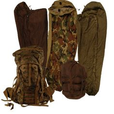 Military Issue Gen II ILBE Main Pack and Weather Resistant Sleep System -- This is an Amazon Affiliate link. Continue to the product at the image link.