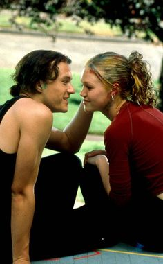 Reader, They Dated from 20 Secrets From 10 Things I Hate About You - Romantic 90s Movies, Iconic Movies, Good Movies, Movie Tv, Movie Scene, Cult Movies, Comedy Movies, Aesthetic Movies, Aesthetic Pictures