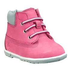 Infant Timberland® Leather Crib Bootie #timberland #kidsshoes