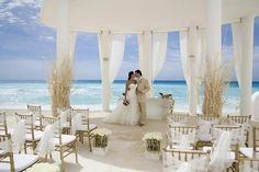 outstanding weddings in mexico | All Inclusive Wedding Packages in the Caribbean and Mexico from ... #beachweddingideas