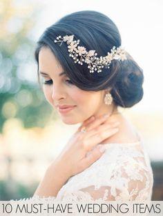 Budget Checklist: 10 Must-Have Wedding Items