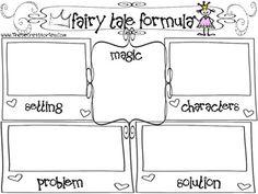 "FREE!!!  ""Secret Stories"" & ""Fairytale Fun"" Writing Pack!"