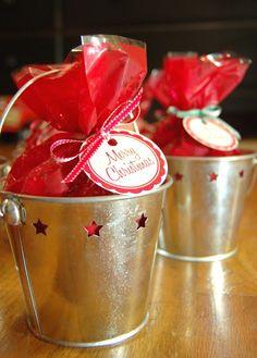 Take the Side Street: Neighbor gift idea & Christmas tags