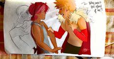 Kiribaku fantasy AU My Works, Princess Zelda, Fan Art, King, Fictional Characters, Fanart, Fantasy Characters