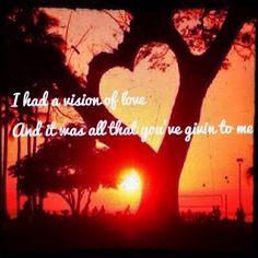 Vision of love mariah lyrics