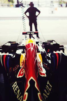 Sebastian Vettel's Red Bull F1 - What is the speed of dark? #petrolified #