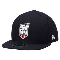 afc8722a76c Staten Island Yankees New Era Authentic 59FIFTY Fitted Hat - Navy