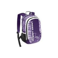 purple under armour bag