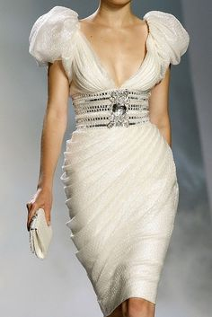 Zuhair Murad Haute Couture Autumn 2009-10 Details
