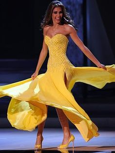 Dayana Mendoza, Miss Universe 2008 - also Miss Venezuela.