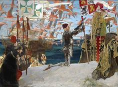 Edwin Austin Abbey (April 1, 1852 – August 1, 1911) was an American muralist, illustrator, and painter. - Google Search