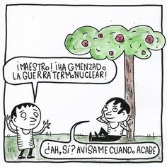 Ah si? #Viñeta #Humor