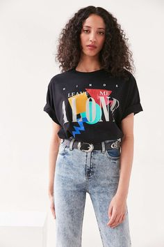 Hinds Leave Me Alone Tee - Urban Outfitters