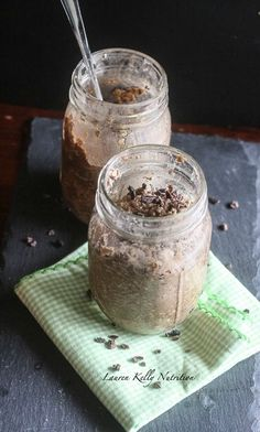 This Gingerbread Chocolate Overnight Oats is the perfect way to keep you healthy through the busy, holiday season!