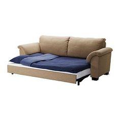 TIDAFORS Sofa-bed - Edsken beige - IKEA playroom or family room