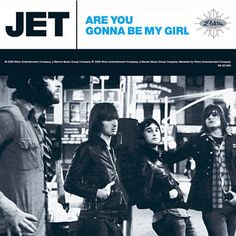 Found Are You Gonna Be My Girl by Jet with Shazam, have a listen: http://www.shazam.com/discover/track/20112335